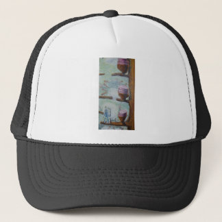 Cakes Up a Tree Trucker Hat