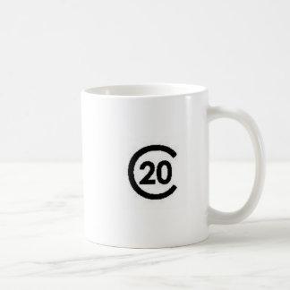 Cal 20 Sailboat Mug