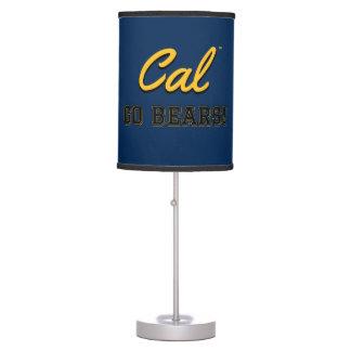 Cal Go Bears!: UC Berkeley Lamp