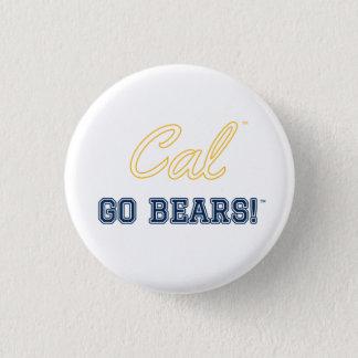 Cal Go Bears!: UC Berkeley Pin