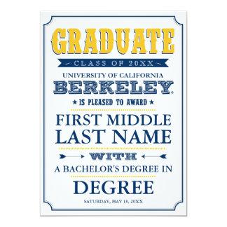 College Grad Invites