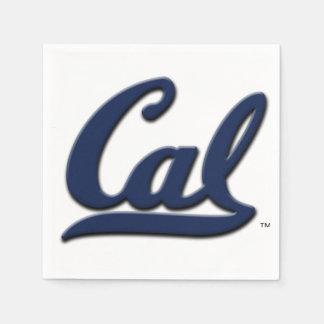 Cal Logo Paper Napkins