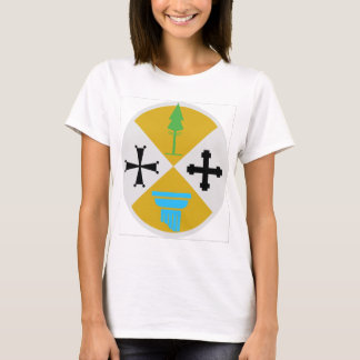 Calabria (Italy) Coat of Arms T-Shirt