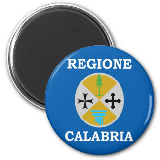 Calabria, Italy Magnet