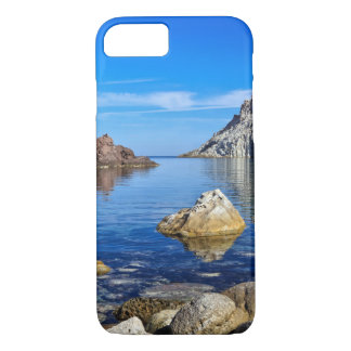 Calafico bay - Sardinia iPhone 7 Case