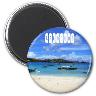 Calaguas Beach Magnet