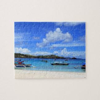 Calaguas Island Jigsaw Puzzle