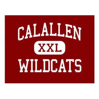 Calallen - Wildcats - Middle - Corpus Christi Postcard