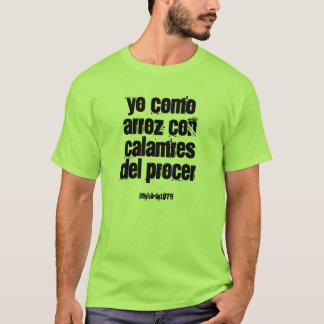 Calamares del Procer T-Shirt