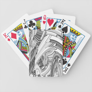Calamity Bicycle Playing Cards