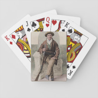 Calamity Jane 1895 Playing Cards