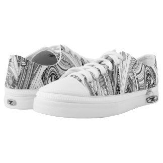 Calamity Low-Top Sneakers