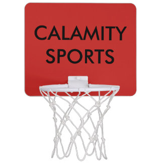 Calamity Sports Basketball Hoop