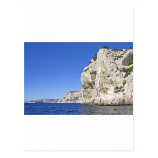 Calanques in Cassis Postcard