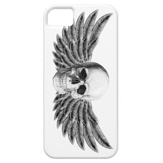 calavera1-winged case for the iPhone 5