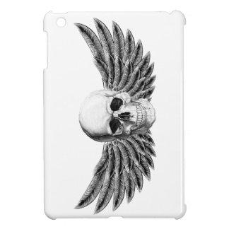 calavera1-winged iPad mini cases