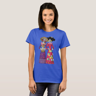 Calavera Amigas T-Shirt