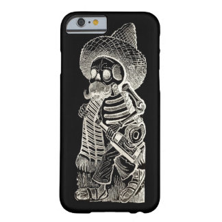 Calavera De Madero Barely There iPhone 6 Case