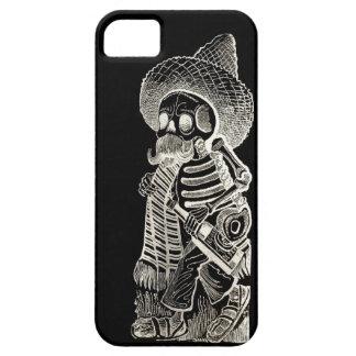Calavera De Madero iphone 5 Barely There case iPhone 5 Case