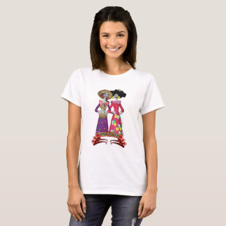 Calavera Hermanas T-Shirt