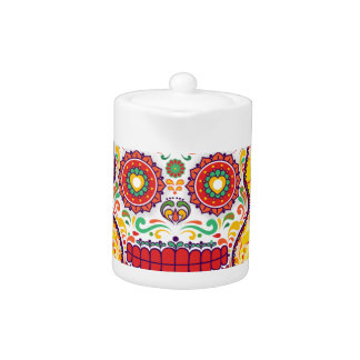 Calavera II. Day of the Dead Mexican Sugar Skull