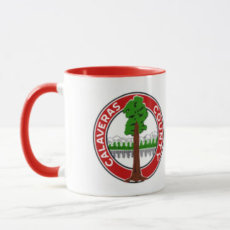 Calaveras County California Mug