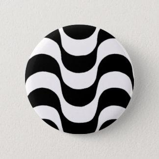 calçadão of Copacabana 2 Inch Round Button