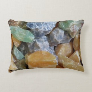 Calcite Collective Decorative Pillow