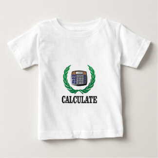 calculate the fern baby T-Shirt