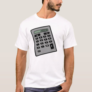 Calculator - 28008 T-Shirt