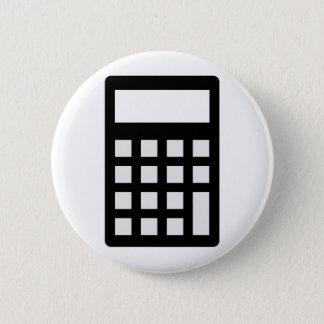 Calculator 2 Inch Round Button