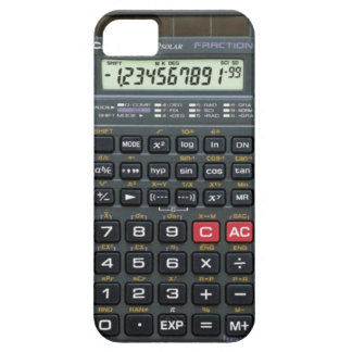 Calculator Case For The iPhone 5