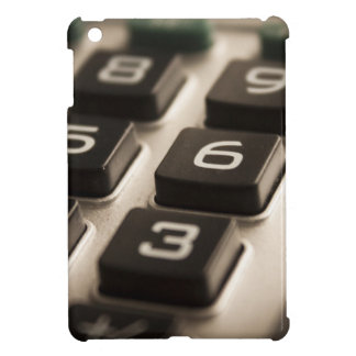 """Calculator Close-Up"" Case For The iPad Mini"