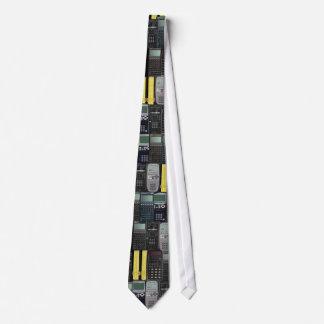 Calculator Necktie