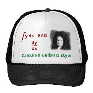 Calculus Leibniz Style Trucker Hat