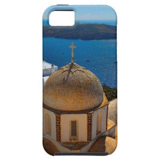 Caldera Church in Santorini Greece Case For The iPhone 5