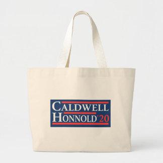 Caldwell Honnold 2020 Large Tote Bag