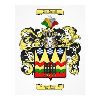 caldwell (irish) flyers