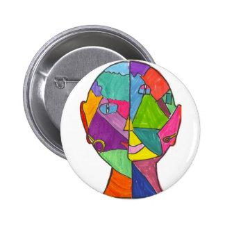 Caldwell-Zoe S 2 Inch Round Button