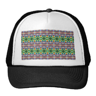 caledoscope four trucker hat
