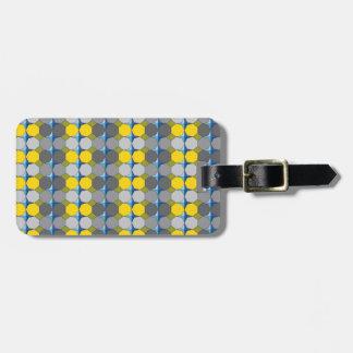 caledoscope one luggage tag