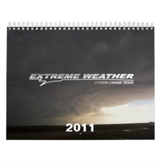 Calendar, 2011 calendars