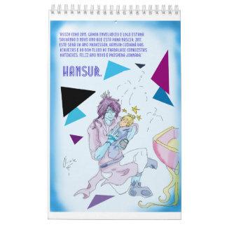 Calendar 2017 - Hansur O.C.