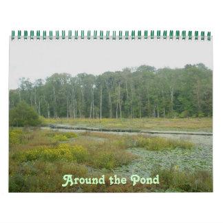 Calendar - Around the Pond