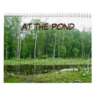 Calendar - At the Pond