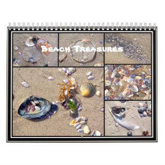 Calendar - Beach Treasures