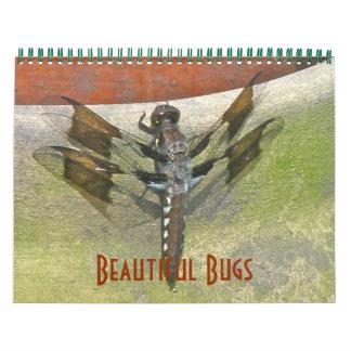Calendar - Beautiful Bugs