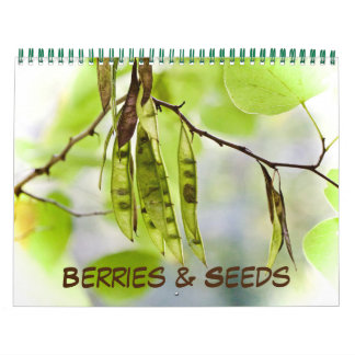 Calendar ~ Berries & Seeds