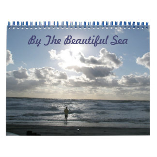 Calendar - By The Beautiful Sea