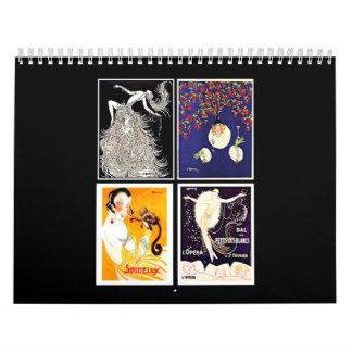 Calendar-Classic/Vintage-Charles Gesmar Calendars
